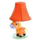 Зебра оранжевый