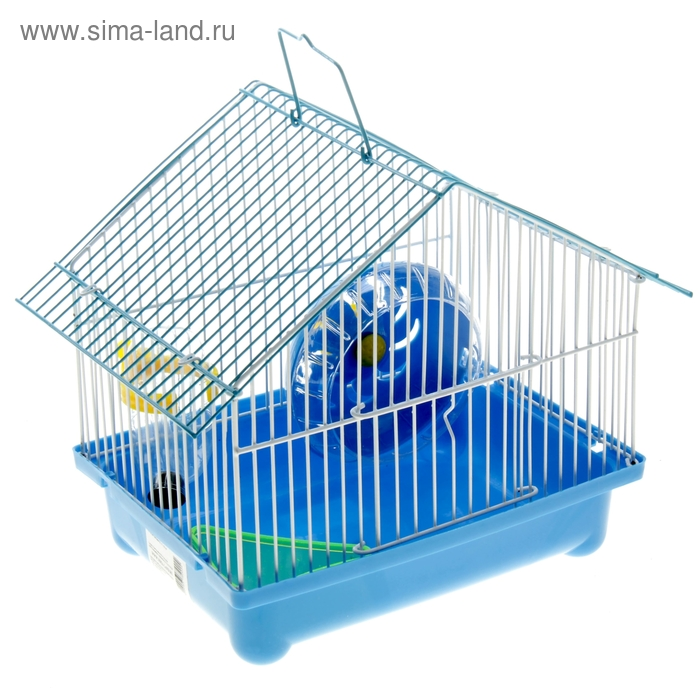 Клетка для грызунов 23 х 17 х 22 см