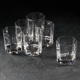 A set of glasses for whiskey 290 ml