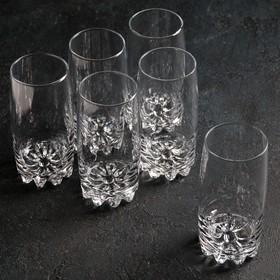 Набор стаканов для коктейля «Сильвана», 375 мл, 6 шт