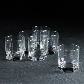 Набор стаканов для виски «Танго», 250 мл, 6 шт