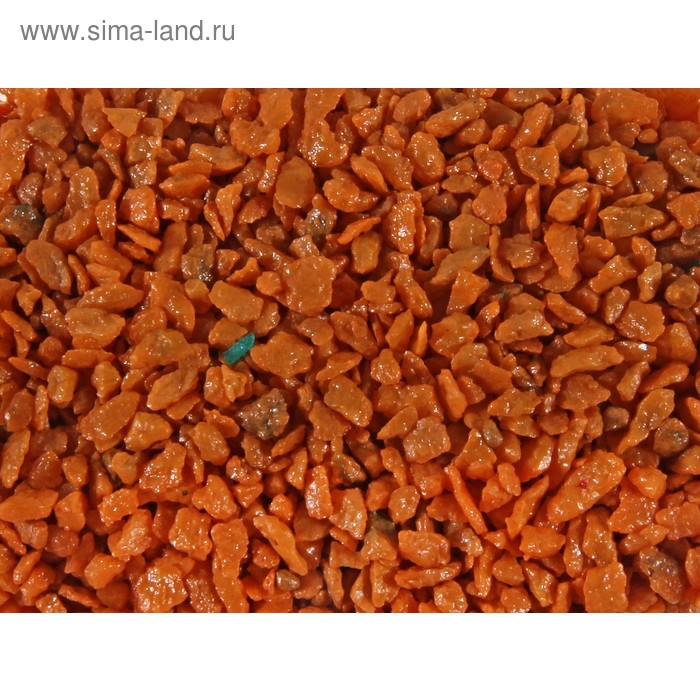 Грунт оранжевый для декора 350 гр