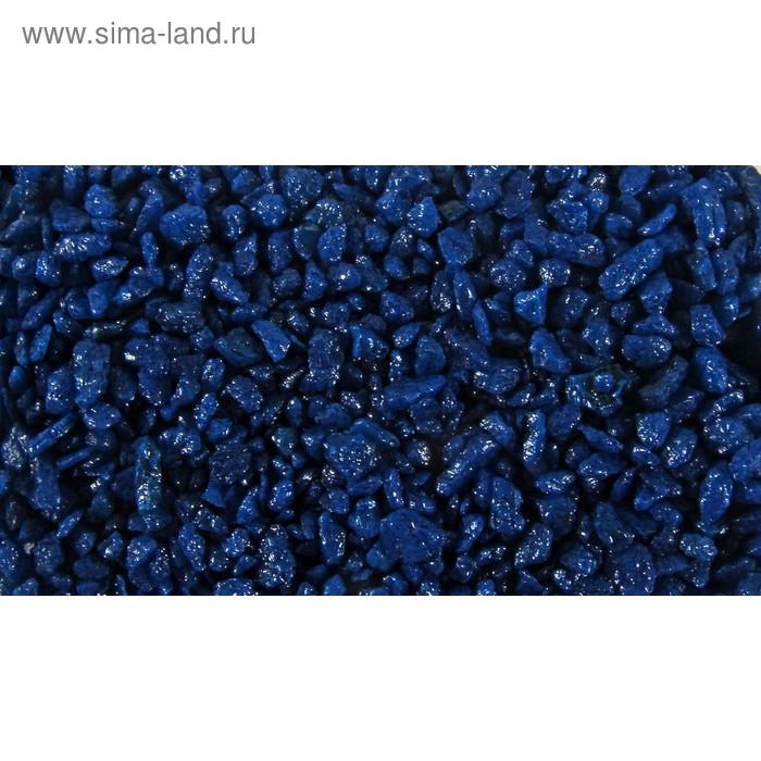 Грунт темно-синий для декора 350 гр