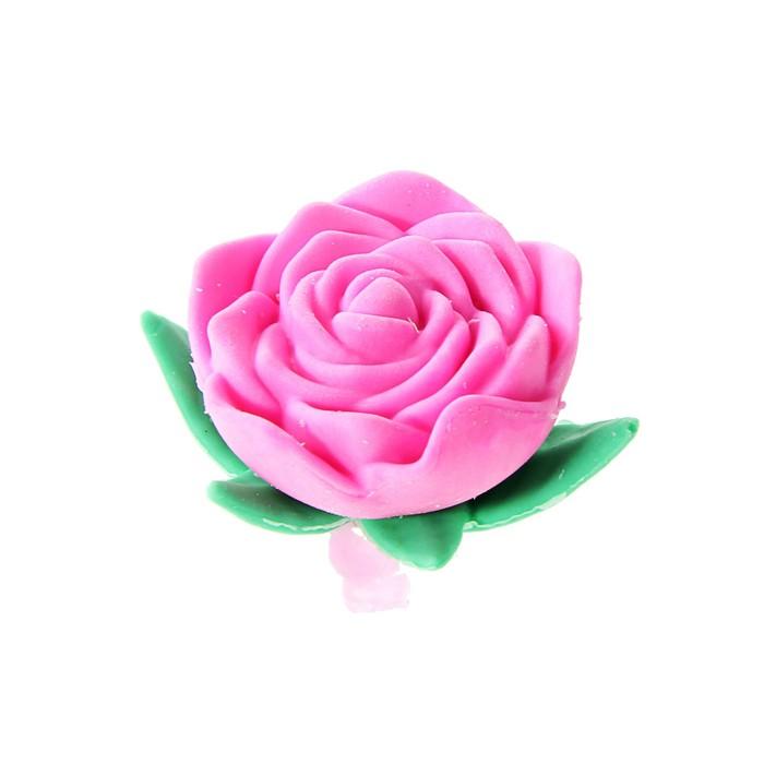 Ластик фигурный Роза в блистере