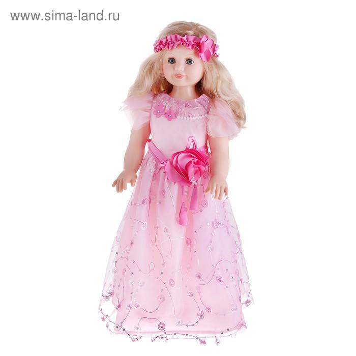 """Кукла """"Милана 7"""" со звуковым устройством, 70 см"""