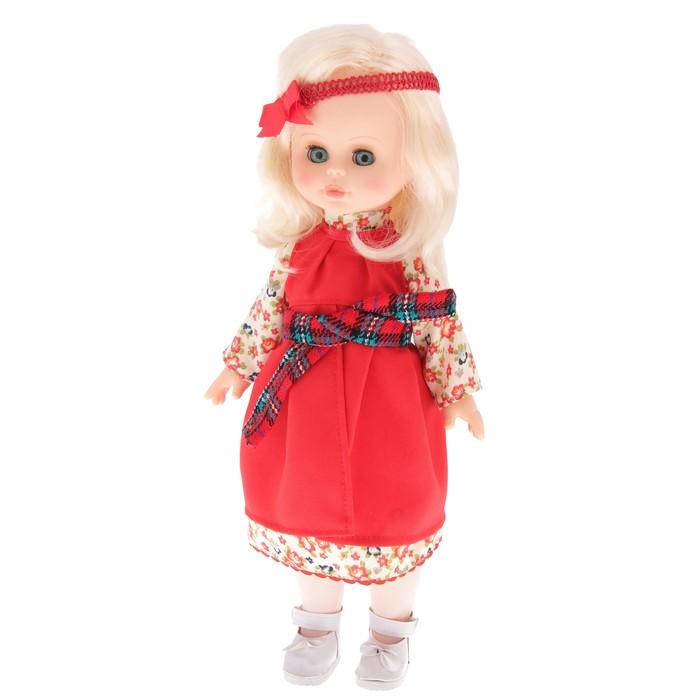 "Кукла ""Фея алого заката"" со звуковым устройством"