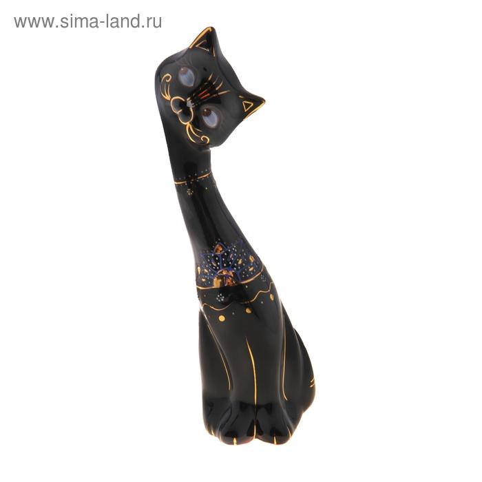 """Сувенир """"Чёрный кот"""""""