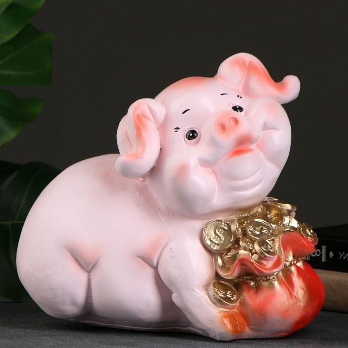 """Копилка """"Свин: с монетами"""""""