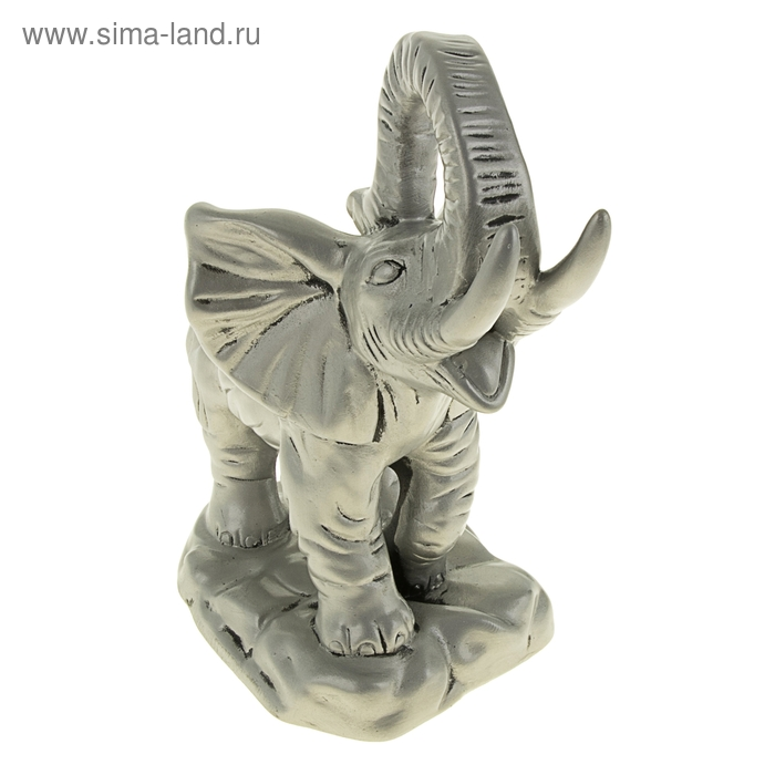 "Сувенир ""Слон индийский"" серебро"