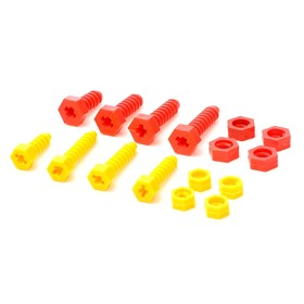 "A set of tools ""Masterate"", 16 elements"