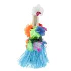 """Одежда на бутылку """"Гавайи"""", цвет голубой"""