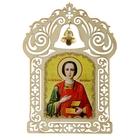 Икона с колокольчиком