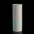 Ваза Cilindro Seleste, лазурная, керамика