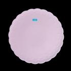 Блюдо для торта Dolci розовое - фото 215447258