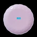 Набор тарелок Dolci розовый (6 шт)