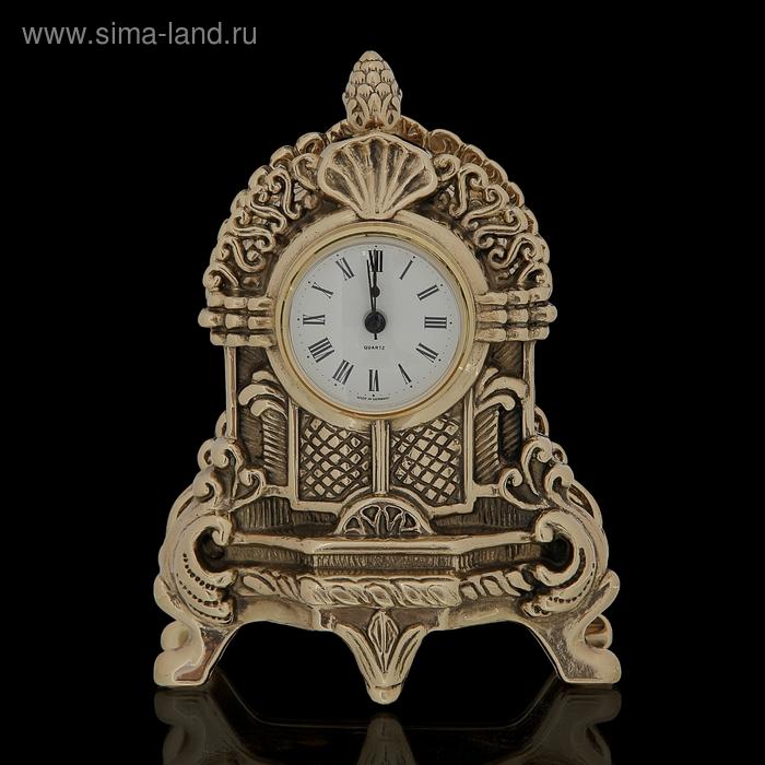 "Часы настольные ""Император"""