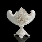 Ваза для конфет White Rose, белая - фото 1580916
