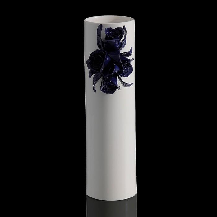 Ваза White Rose Stretto