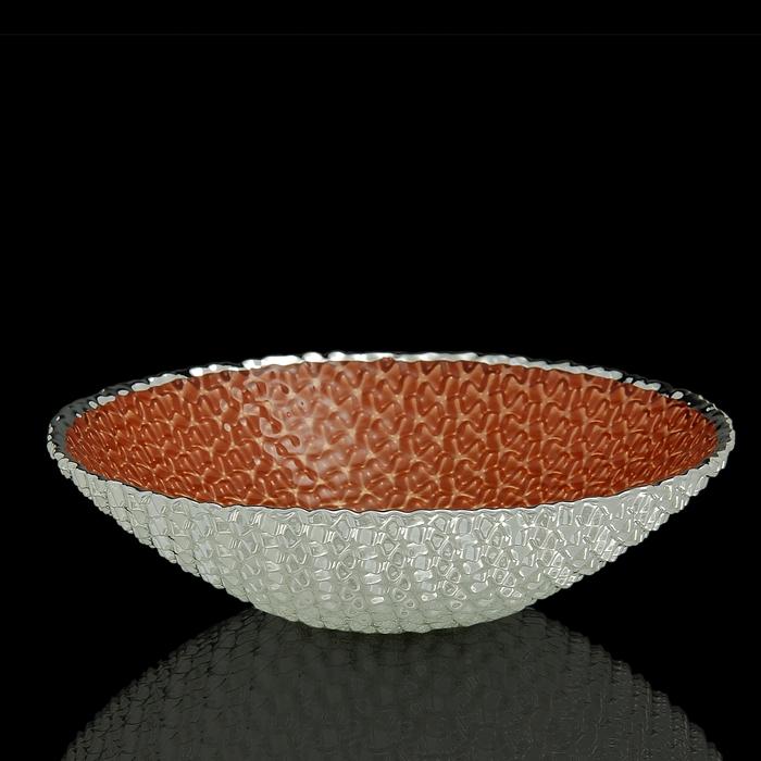 """Чаша """"Симфония"""", оранжевая"""