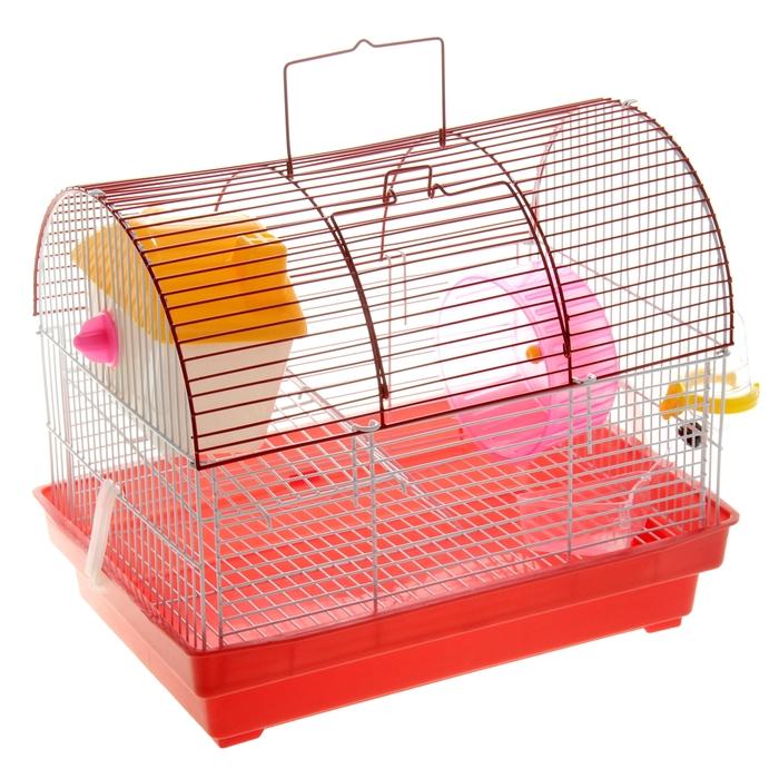 Клетка для грызунов 33,5 х 24 х 28,5 см
