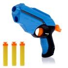 """Пистолет """"Снайпер"""", стреляет мягкими пулями, цвета МИКС"""