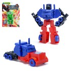 """Robot transformer """"Autobot"""", a MIX"""
