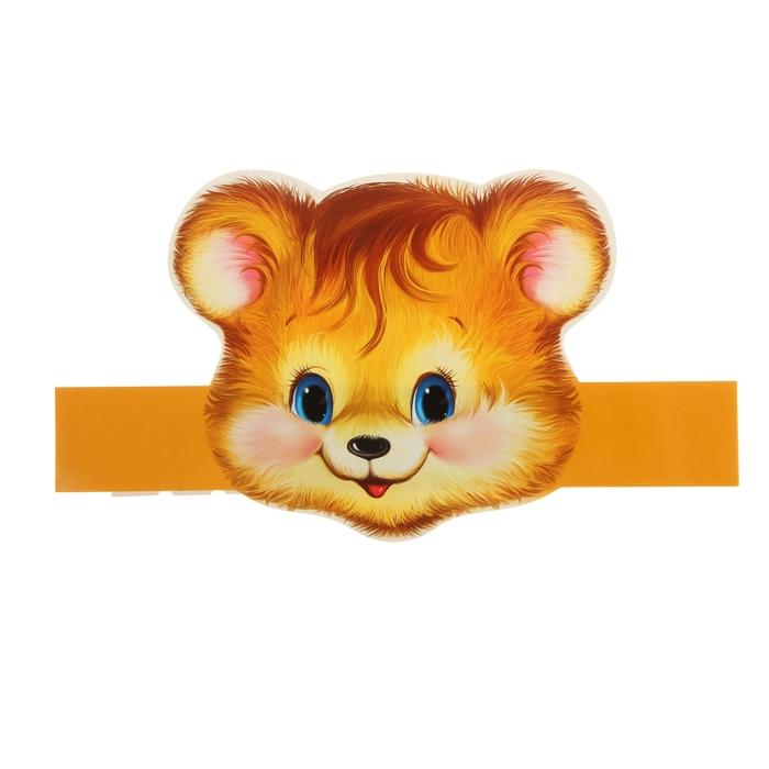 картинка мишки для маски все