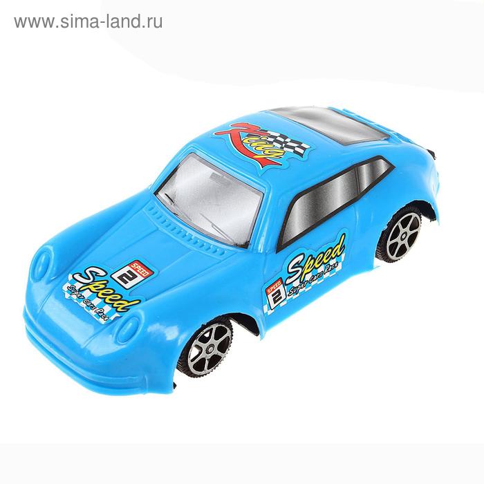 """Машина инерционная """"Гонка"""", цвета МИКС"""