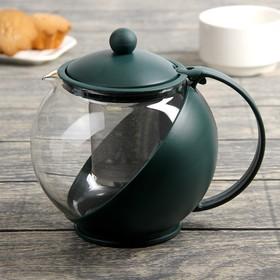 Чайник заварочный «Забота», 1,25 л, цвет МИКС