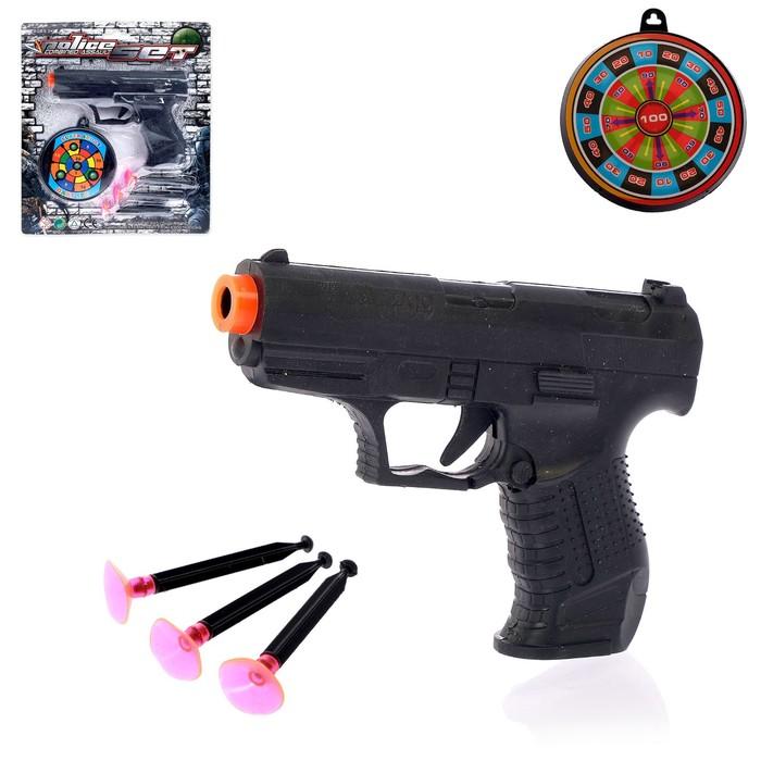 "Набор оружия ""Полиция"", 5 предметов"