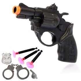 Набор полицейского 'Патруль', 7 предметов Ош