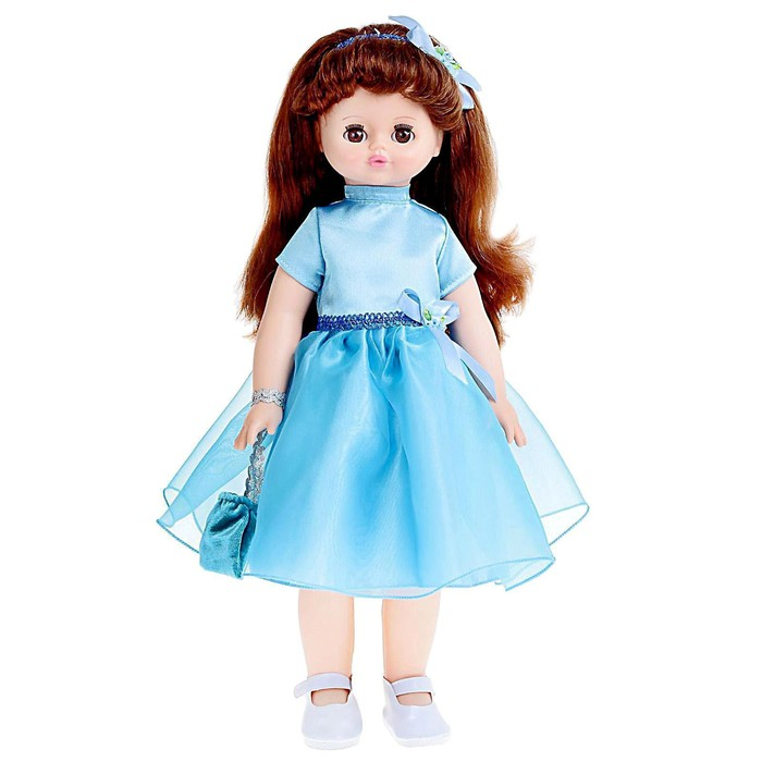 """Кукла """"Алиса 11"""" со звуковым устройством и механизмом движения"""