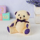 "Soft toy ""bear"", MIX colors"
