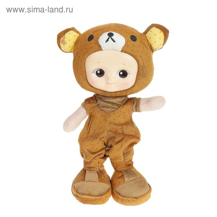 """Мягкая игрушка кукла """"Мишутка"""" в ботинках"""