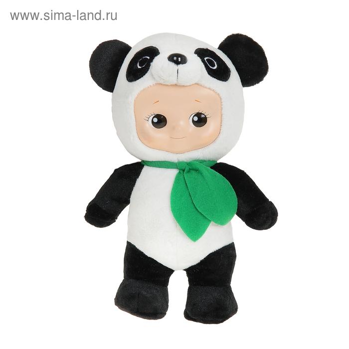 "Мягкая игрушка кукла ""Панда"" стоит"
