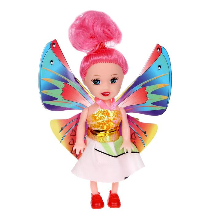 Кукла малышка «Бабочка», МИКС