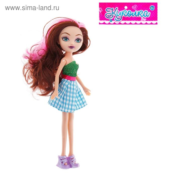 """Кукла """"Стелла"""" брюнетка"""