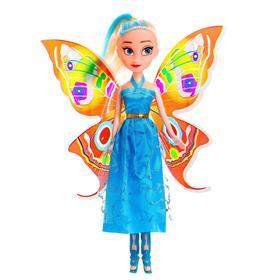 Кукла «Сказочница» с крыльями, МИКС