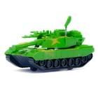 """Tank inertia """"Super armor"""""""