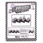 Машина «Стройтехника», на дистанционном управлении, работает от батареек, МИКС - фото 105648971