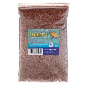 Корм для рыб Гаммарус (измельченный), пакет, 100 г