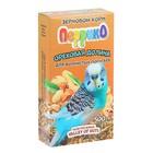 """Корм зерновой """"Перрико. Ореховая долина"""" для волнистых попугаев, коробка 500 г"""