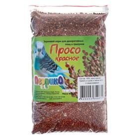 """Просо """"Перрико"""" для птиц, пакет 400 г"""
