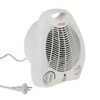 Тепловентилятор Irit IR-6007, 2000 Вт, вентиляция без нагрева, белый