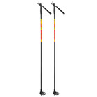 Палки лыжные стеклопластиковые детские (85 см), цвет микс