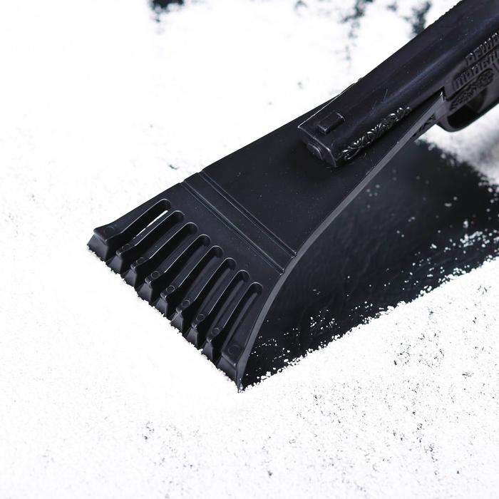 Скребок автомобильный «Защита от льда» в форме пистолета