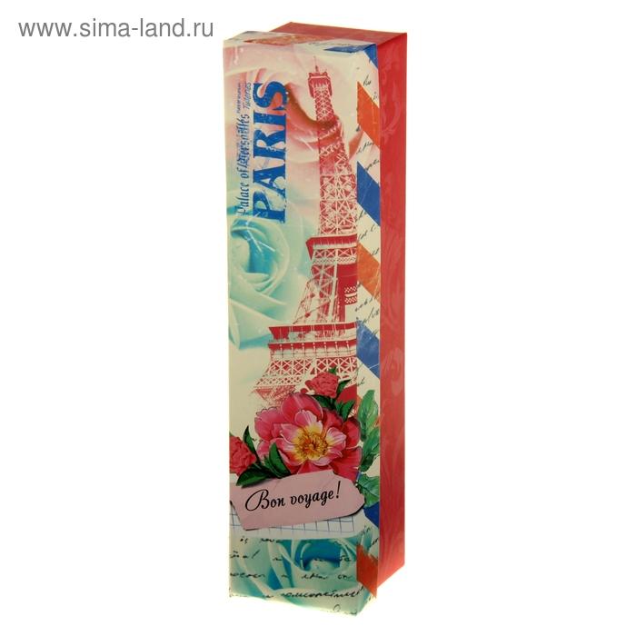 """Коробка подарочная """"Париж bon voyage"""""""