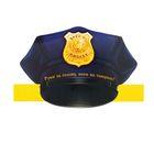 """Шляпа на ободке """"Полицейский"""""""
