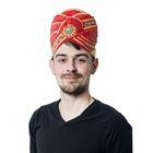 """Шляпа на ободке """"Если б я был султан"""""""