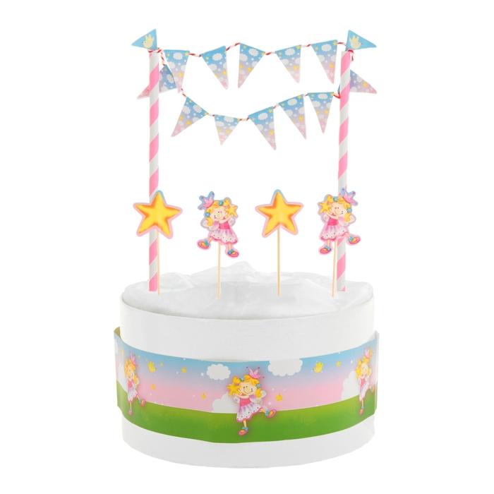 """Набор для торта """"Принцесса"""", d=30 см"""